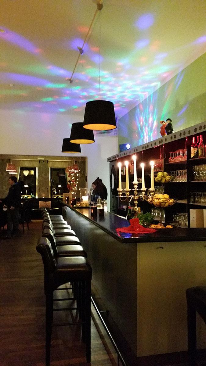 Seehaus Bar